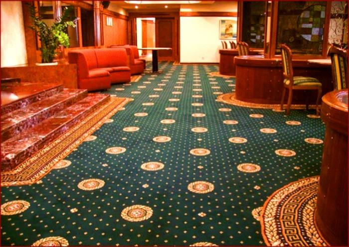 ковролин для гостиницы